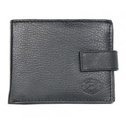 Kožená peněženka kompaktní velikosti Gazello