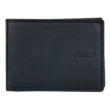 Kožená peněženka Picasso bez kapsičky na mince
