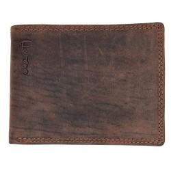 Celokožená peněženka Pedro z přírodní pevné kůže AKCE SLEVA z 599 na 499 do vyprodání zásob