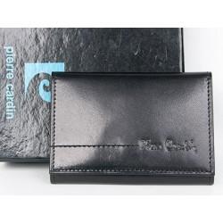 Kožené pouzdro na 11 platebních a jiných karet Pierre Cardin