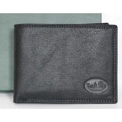 Italská velká kožená peněženka Toscanino