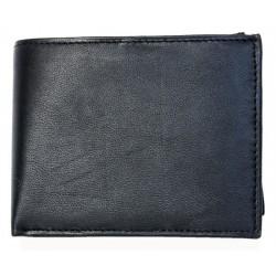 Kožená peněženka z měkké kůže Kabana s ochranou dat