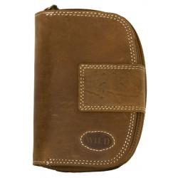 Kožená bytelná peněženka Wild