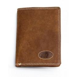 Kožená peněženka WILD z velmi pevné kůže