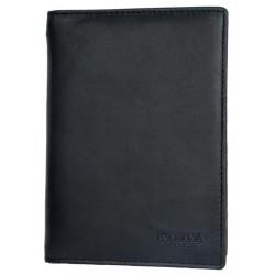 Kožené pouzdro na cestovní pas, platební karty a jiné dokumenty