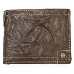 Pánská celokožená peněženka Green Valley z přírodní pevné hlazené kůže