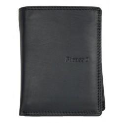 Luxusní kožená peněženka Picasso z nejkvalitnější kůže s povrchovou úpravou nappa