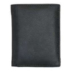 Kožená peněženka z nejkvalitnější kůže s nappa úpravou s látkovou podšívkou