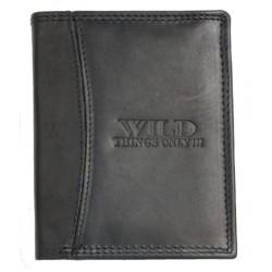Celokožená peněženka Wild
